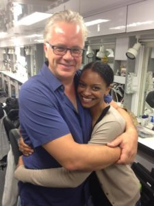 Talia and Tim Robbins on The Brink